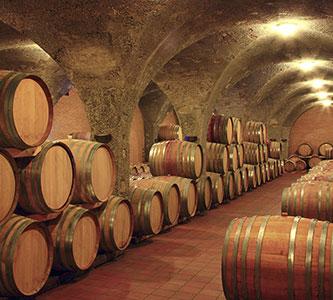 Cariani - Cantine per la produzione del famoso vino Montefalco Sagrantino DOCG